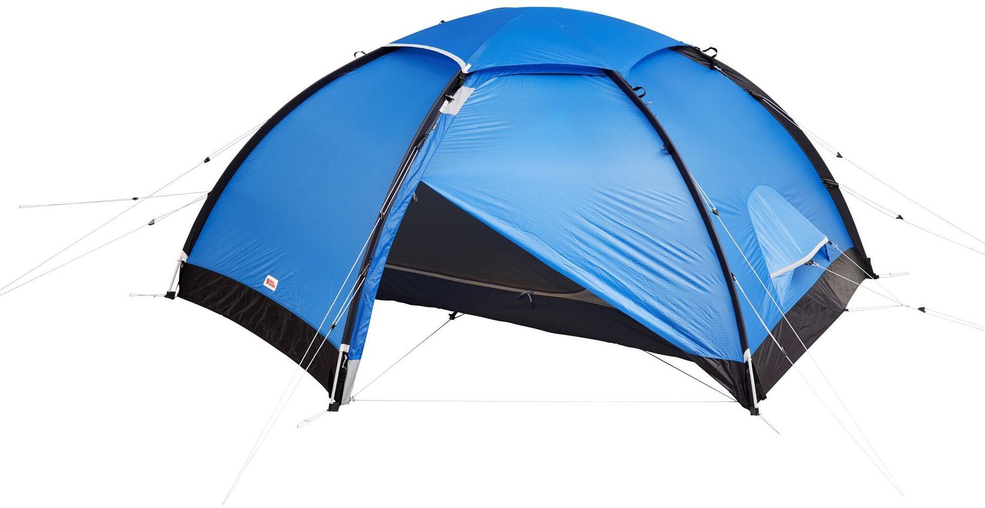 Fjällräven Keb Dome 2 Tent un blue   Gode tilbud hos bikester.no